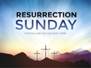 Resurrection Celebration Program